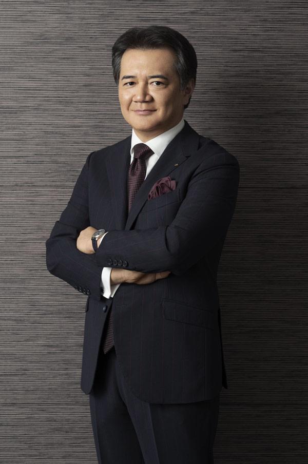 代表取締役社長 小林一俊