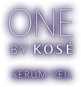 ONE BY KOSÉ SERUM VEIL